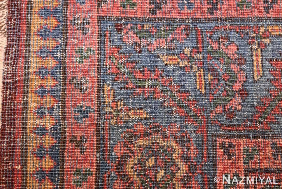 antique persian bakshaish gallery rug 45892 weave Nazmiyal