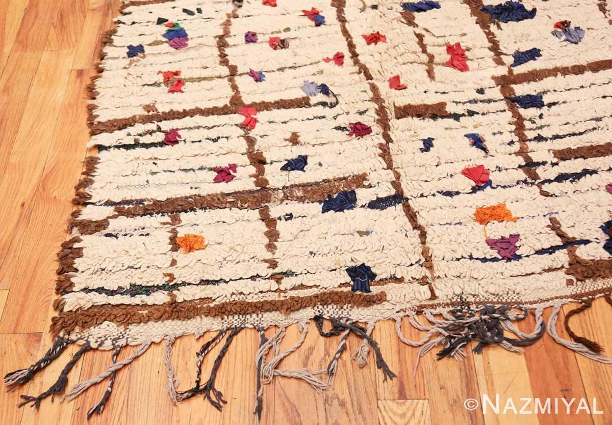 Corner Vintage Moroccan rug 46051 by Nazmiyal