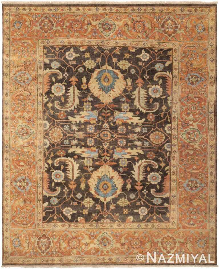 Modern Sultanabad Rug 44691 Detail/Large View