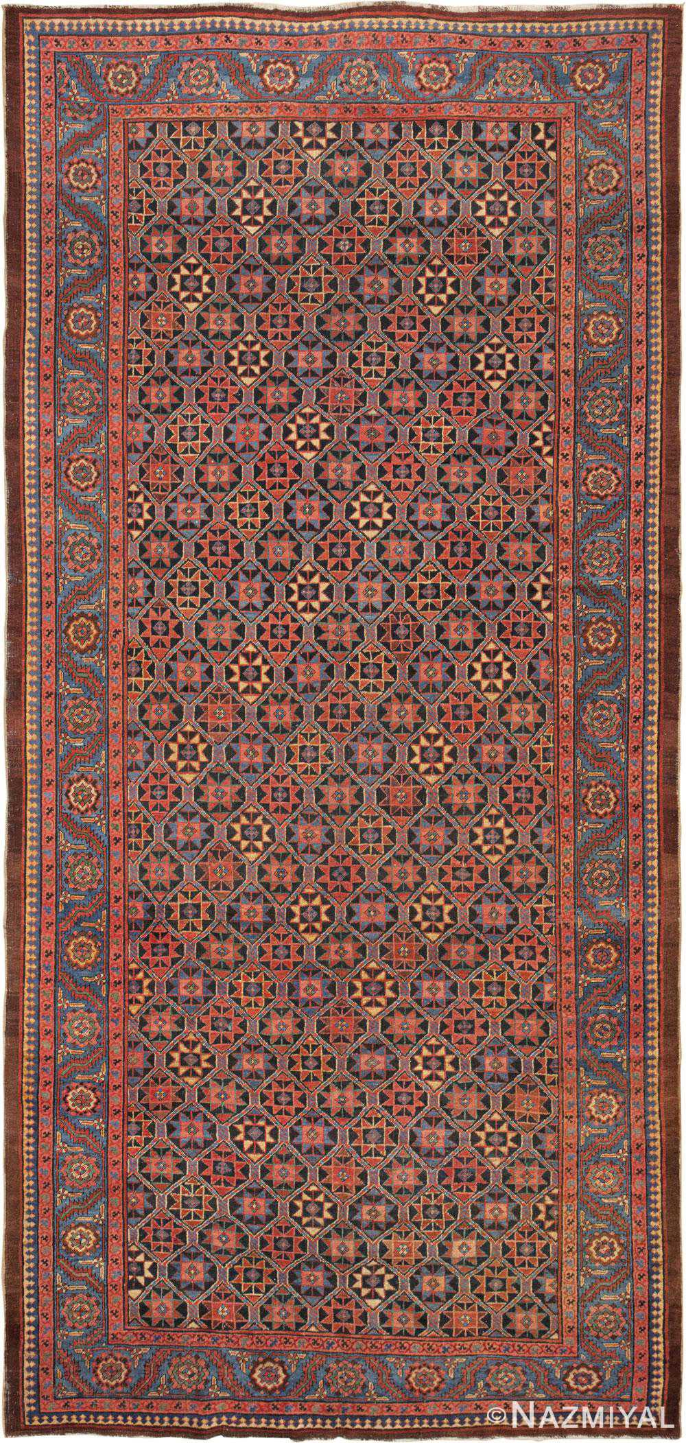 Antique Bakshaiesh Rug 45892 Detail/Large View