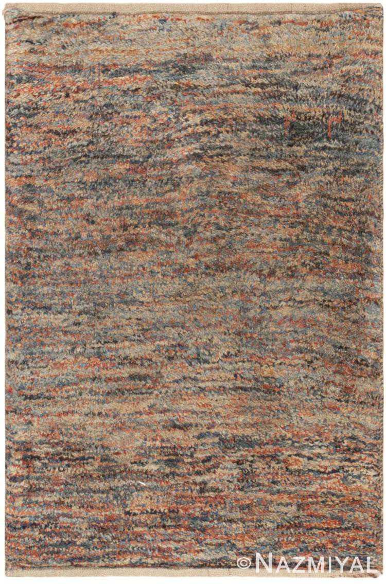 Modern Persian Gabbeh Rug 46064 Nazmiyal