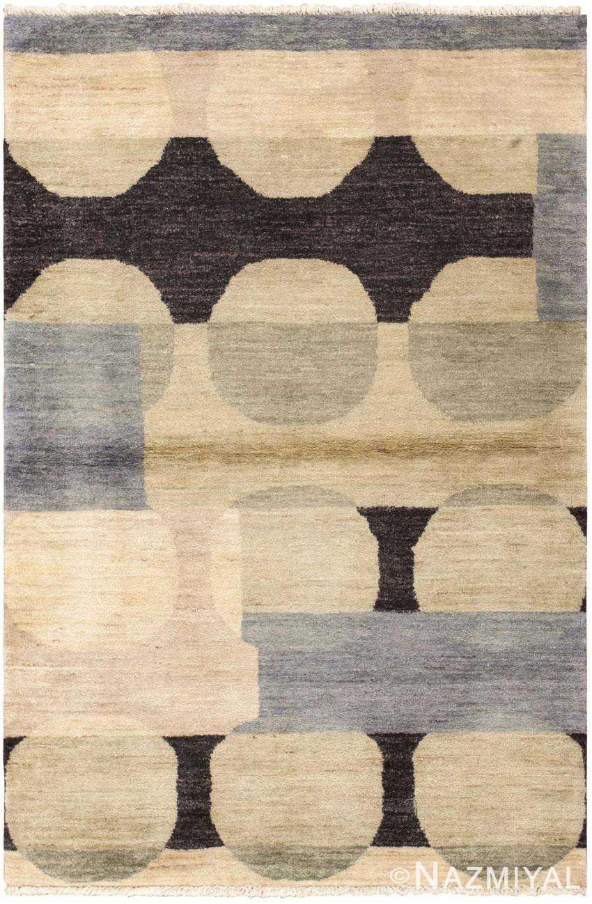 Pakistani Carpet 46089 By Nazmiyal Antique Rugs