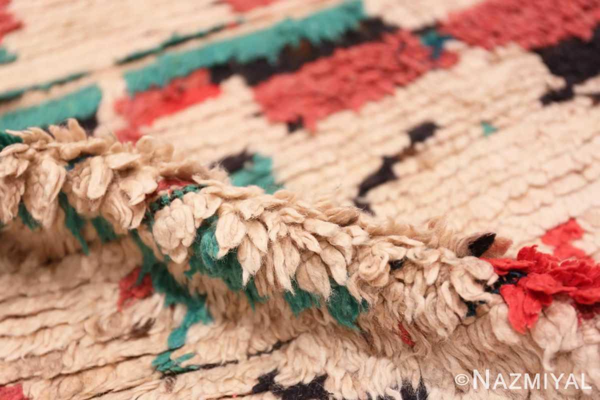 Pile Vintage Moroccan rug 46012 by Nazmiyal