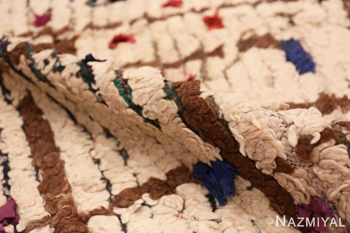 Pile Vintage Moroccan rug 46051 by Nazmiyal