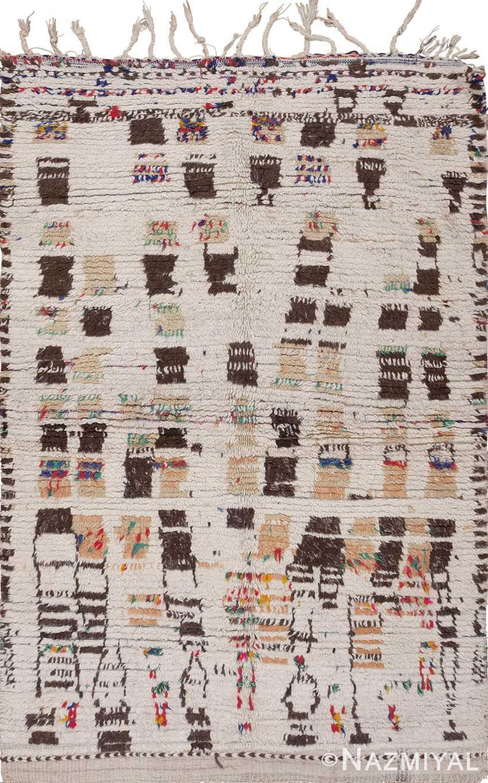 vintage moroccan rug 46008 Nazmiyal