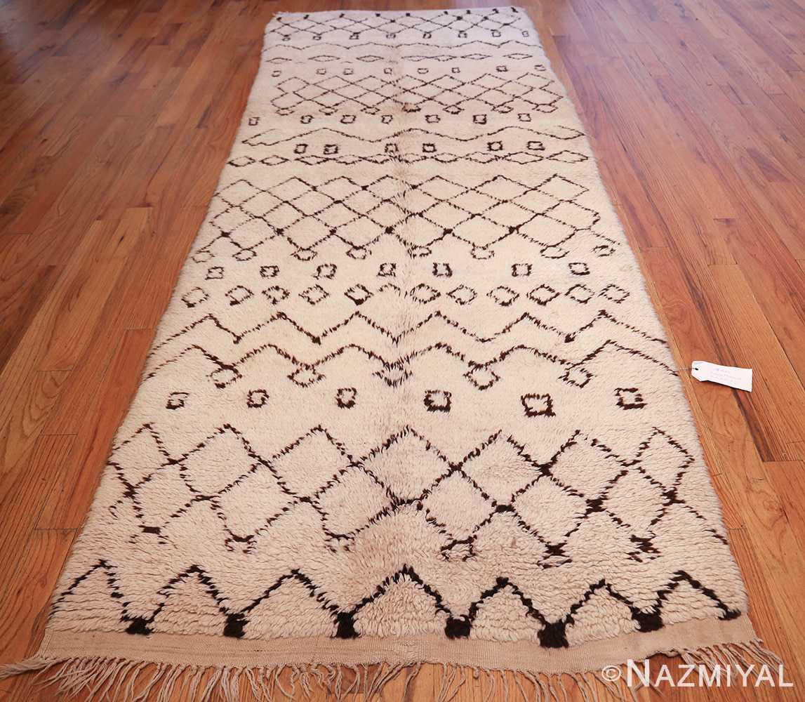 vintage moroccan rug 46011 whole Nazmiyal
