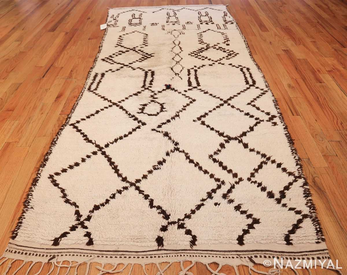 vintage moroccan rug 46039 whole Nazmiyal