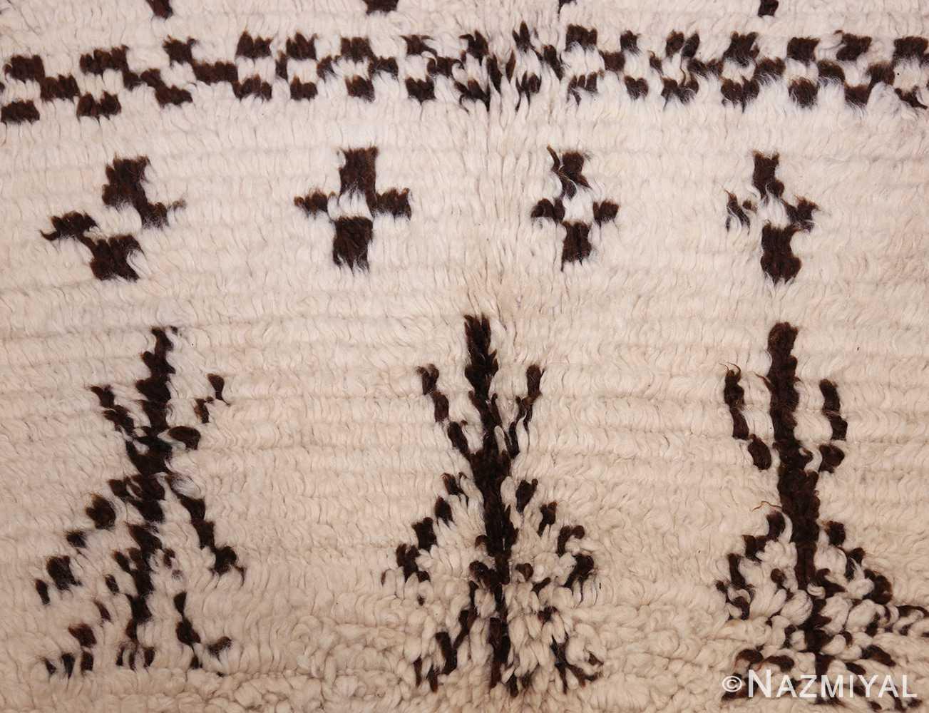 vintage moroccan rug 46041 design Nazmiyal
