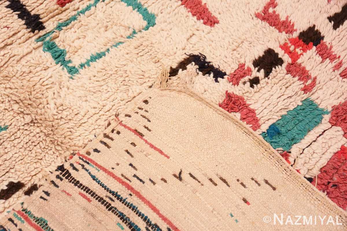 Weave Vintage Moroccan rug 46012 by Nazmiyal