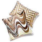 Wave Pillow Designed by Jonathan Adler Nazmiyal