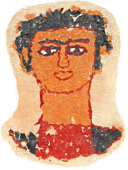 Antique Coptic Textile