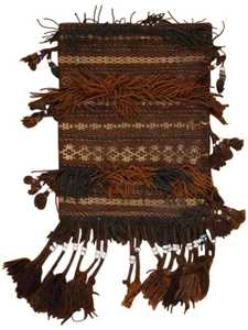 Antique Baluch Bag 46122 Detail/Large View