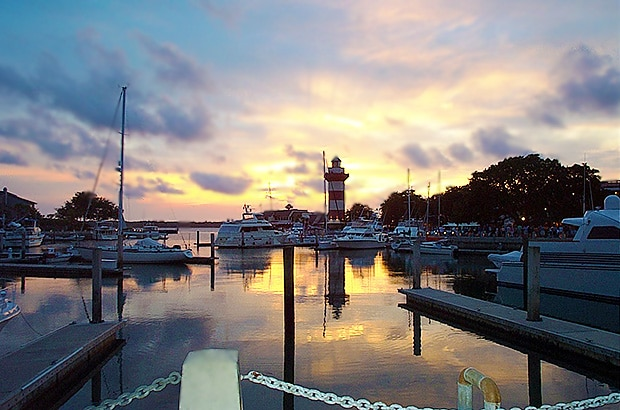 Hilton head Island At Sunset Nazmiyal