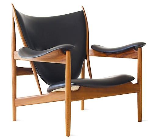 Mid Century Chieftai Chair Designed by Finn Juhl Nazmiyal