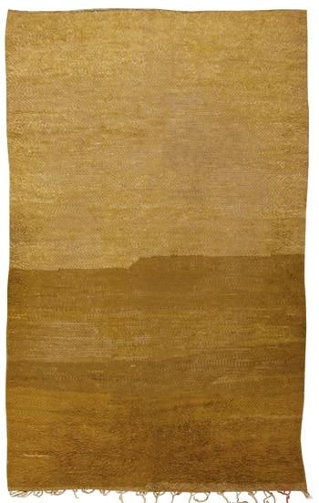 Mid-Century Moroccan Rug