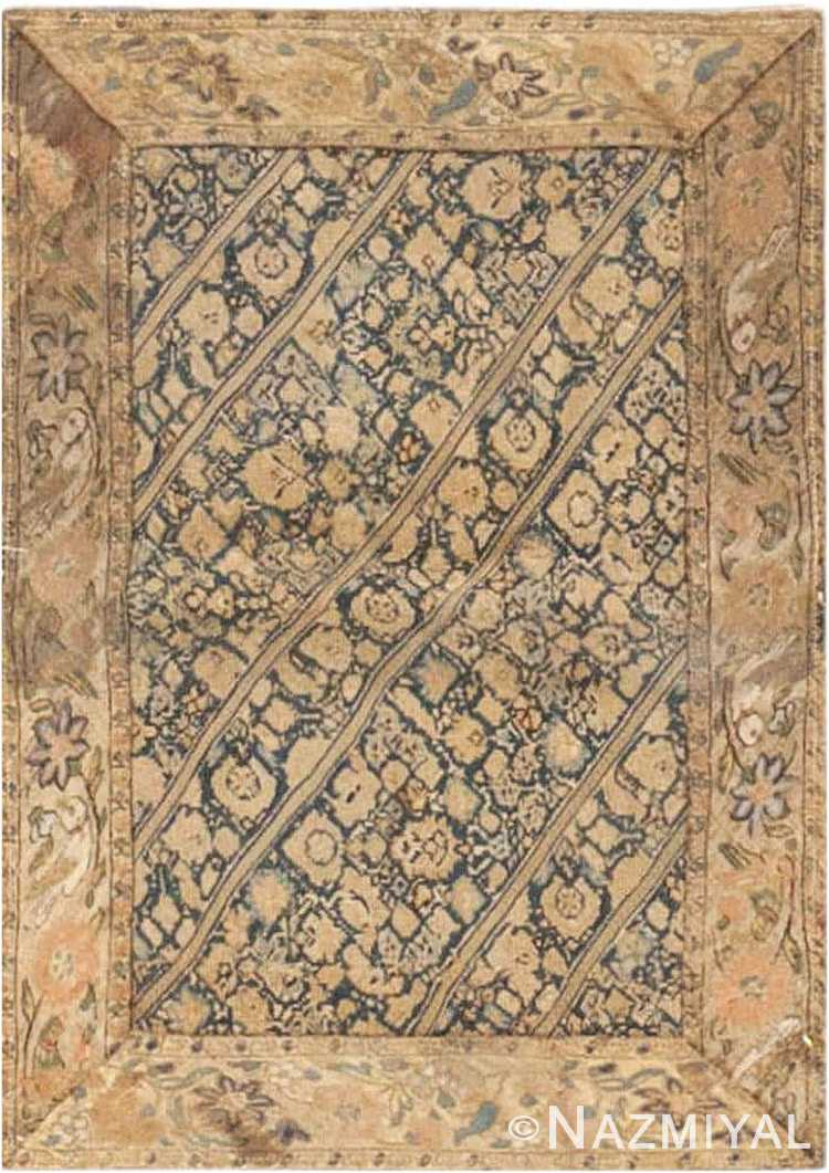 Antique 17th Century Persian Suzani Embroidery #46133 by Nazmiyal Antique Rugs
