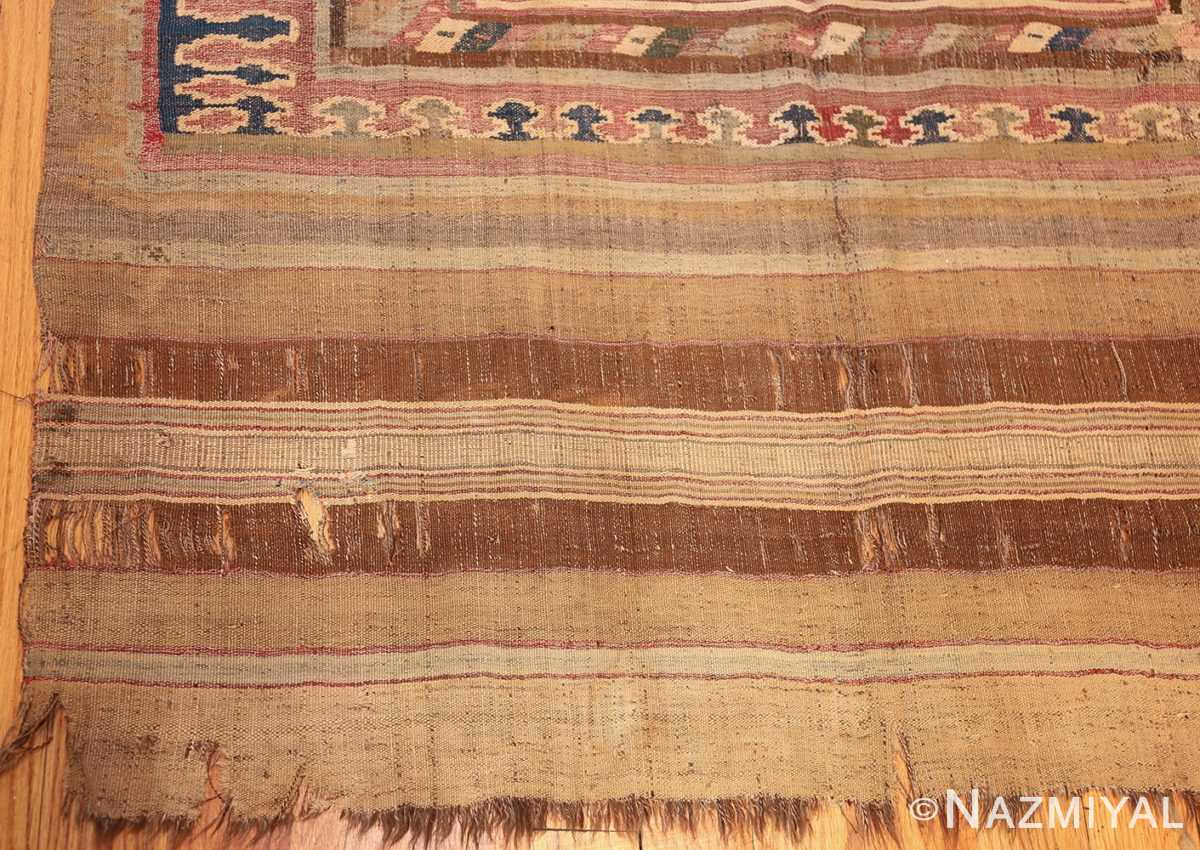 antique persian kilim 46109 corner Nazmiyal