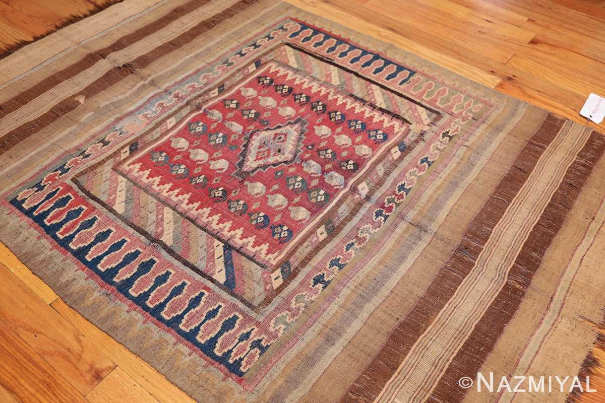 antique persian kilim 46109 whole Nazmiyal