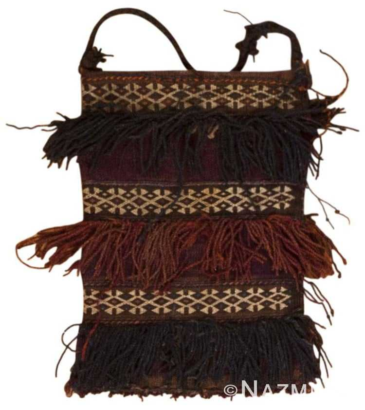 Antique Baluch Bag 46123 Detail/Large View