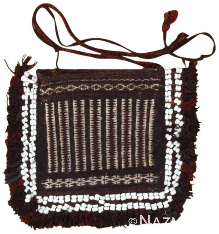 Antique Baluch Bag 46124 Detail/Large View