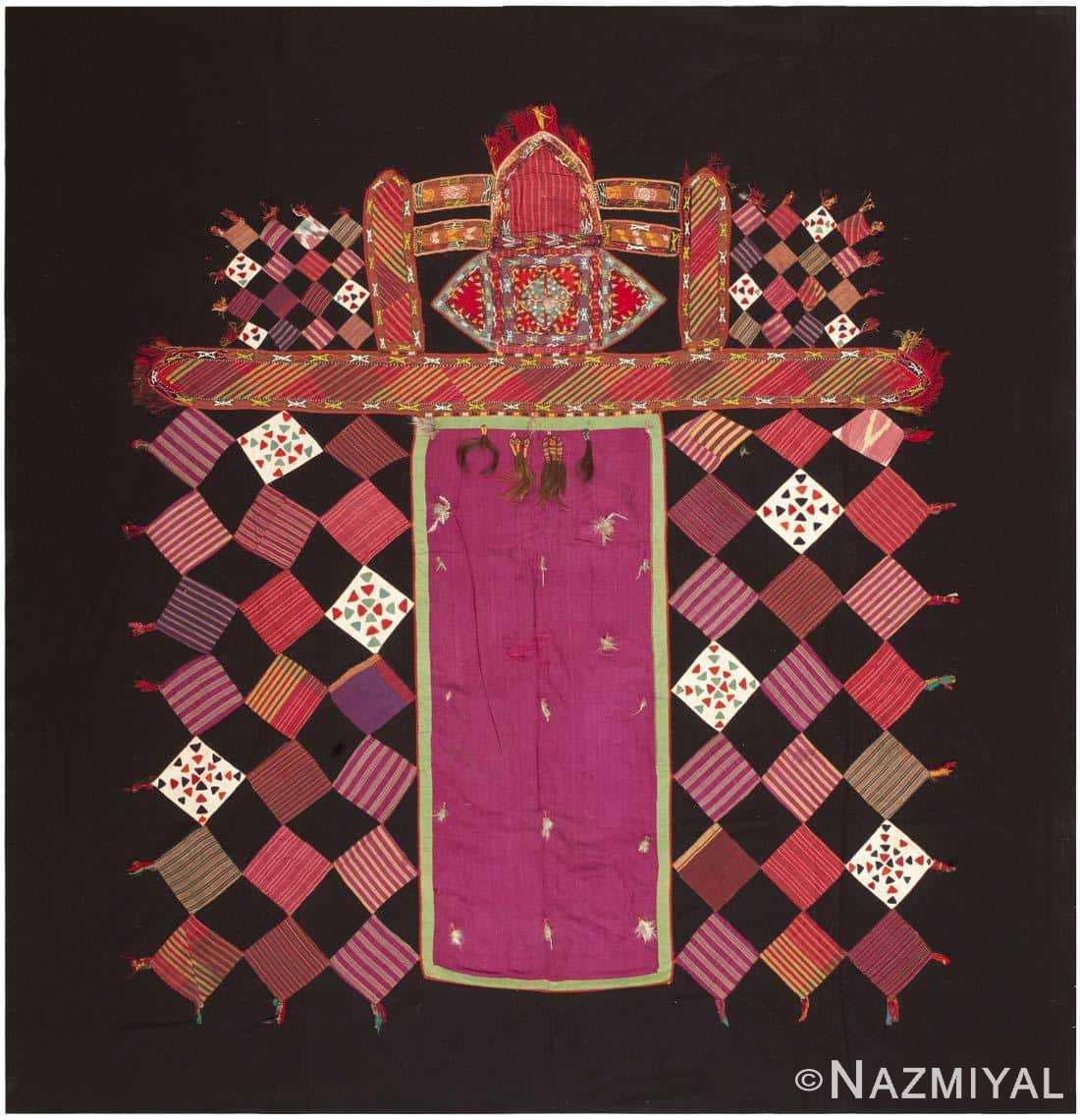 Antique Textile 46141 Detail/Large View