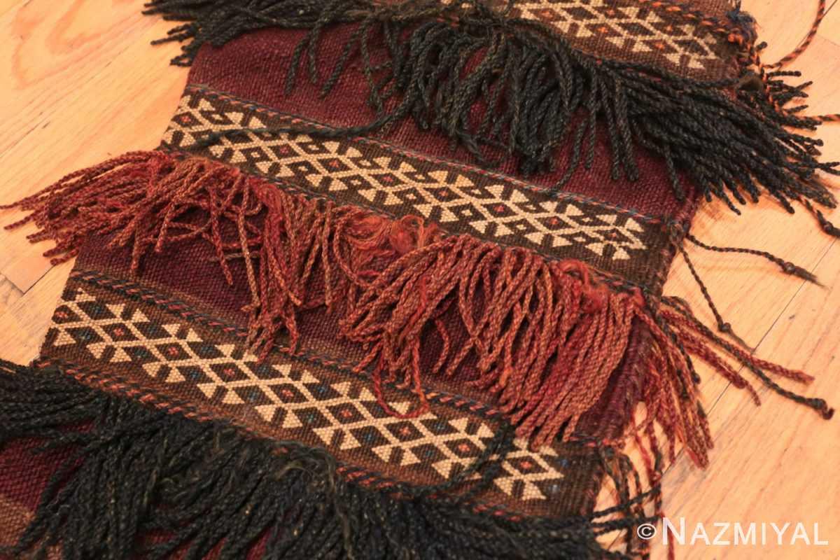 Detail antique persian baluch bag 46123 by Nazmiyal