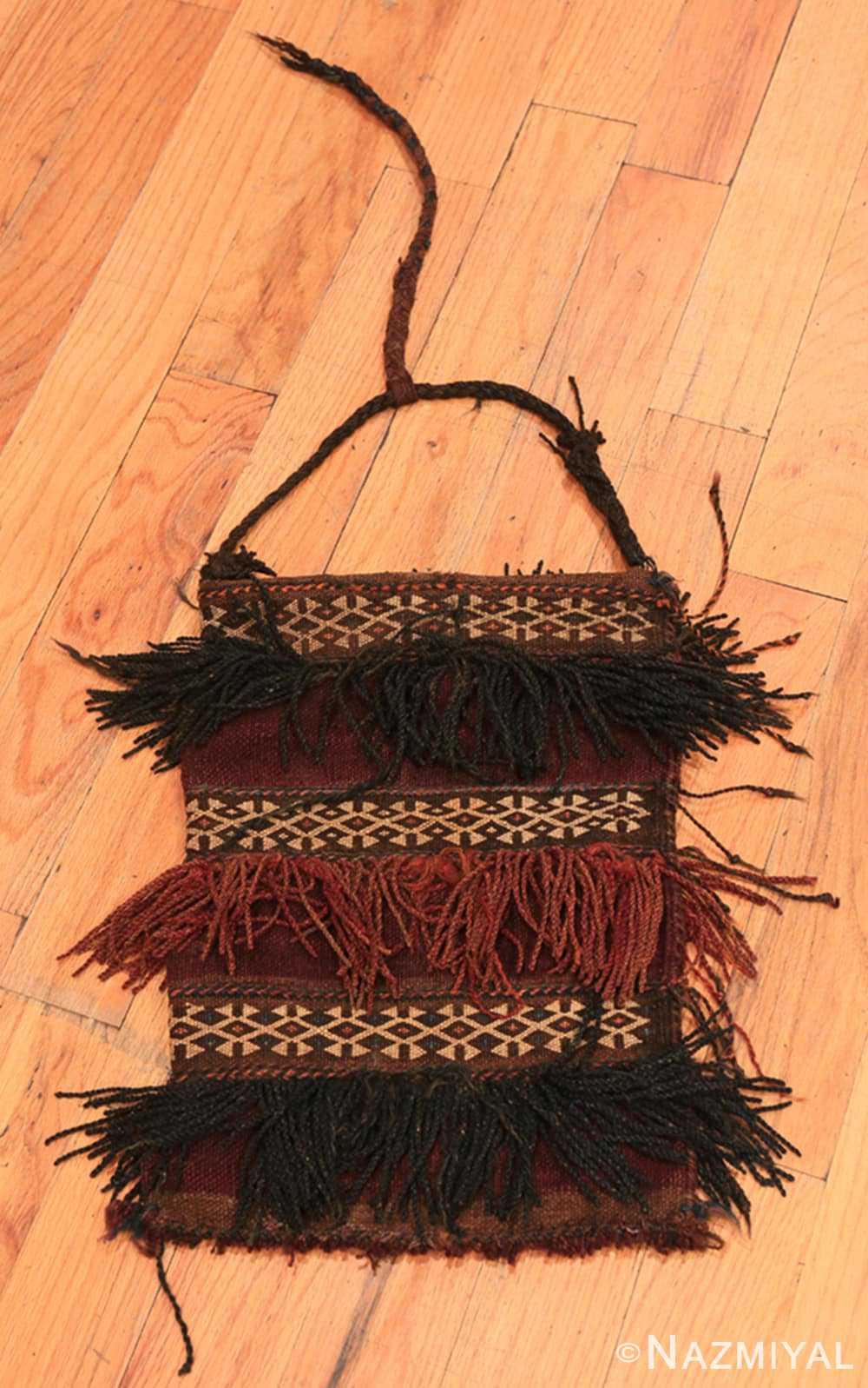 Full antique persian baluch bag 46123 by Nazmiyal