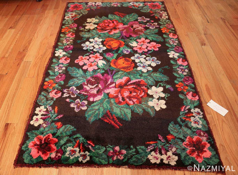 vintage swedish rug 46145 whole Nazmiyal