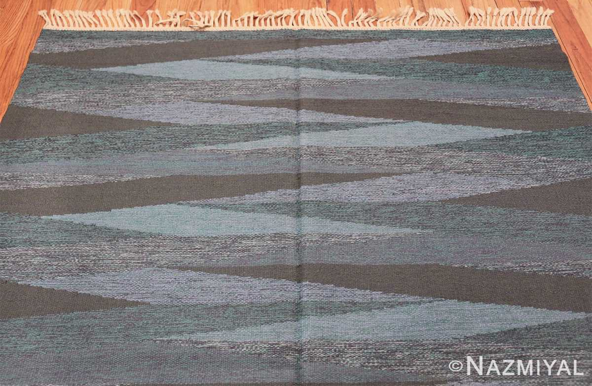 vintage swedish rug by elsa Gullberg 46162 top Nazmiyal