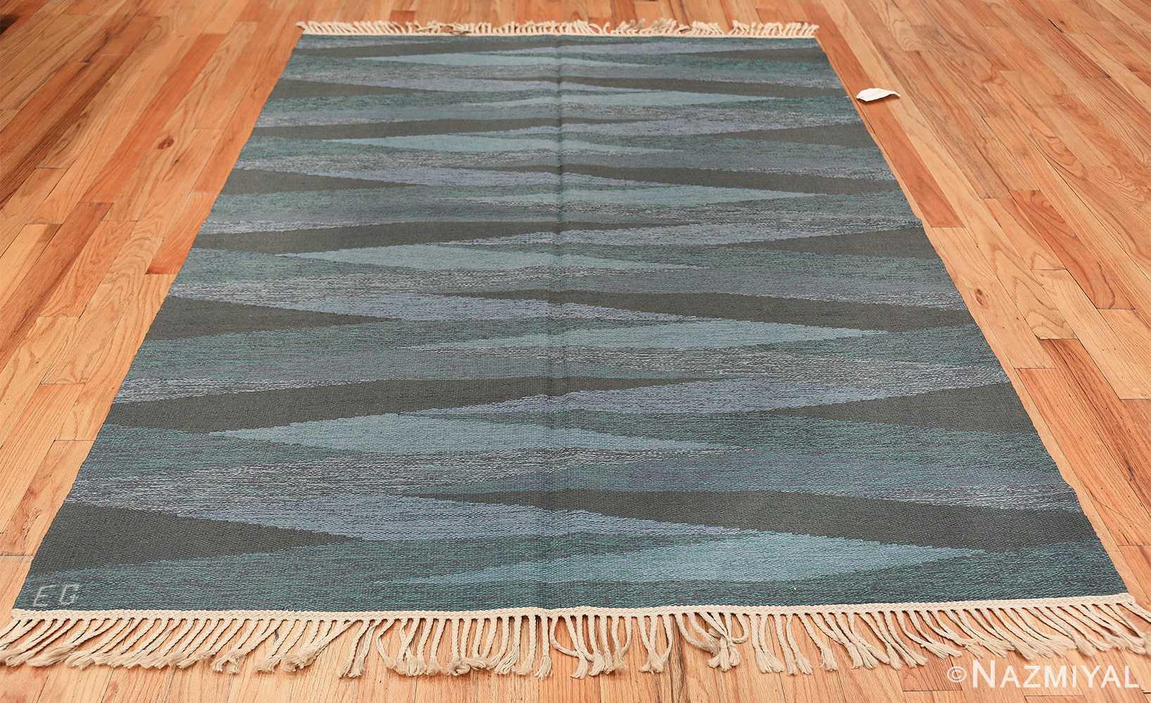 vintage swedish rug by elsa Gullberg 46162 whole Nazmiyal