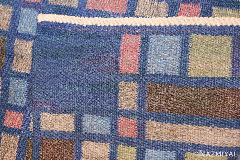 vintage swedish rug by judith johansson 46161 knots Nazmiyal