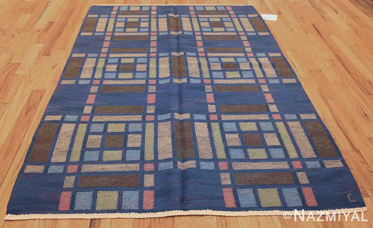 vintage swedish rug by judith johansson 46161 whole Nazmiyal