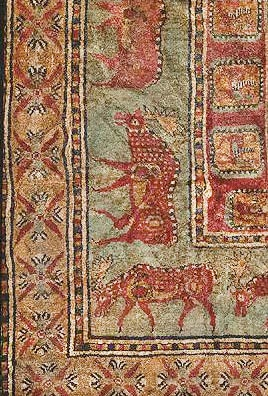 The Oldest Carpet In The World - The Pazyryk