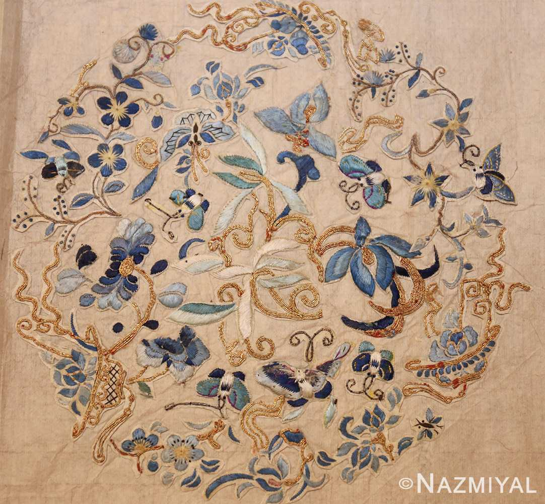 antique chinese embroidery textile 46184 full Nazmiyal