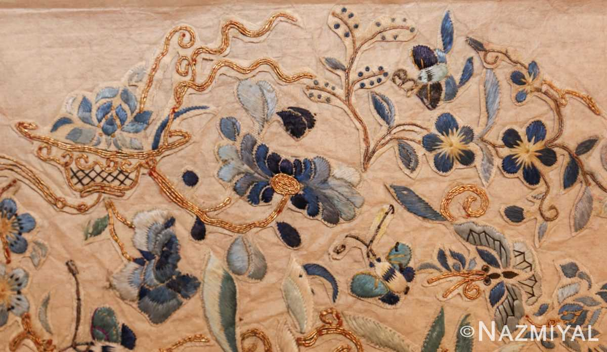 antique chinese embroidery textile 46184 top Nazmiyal