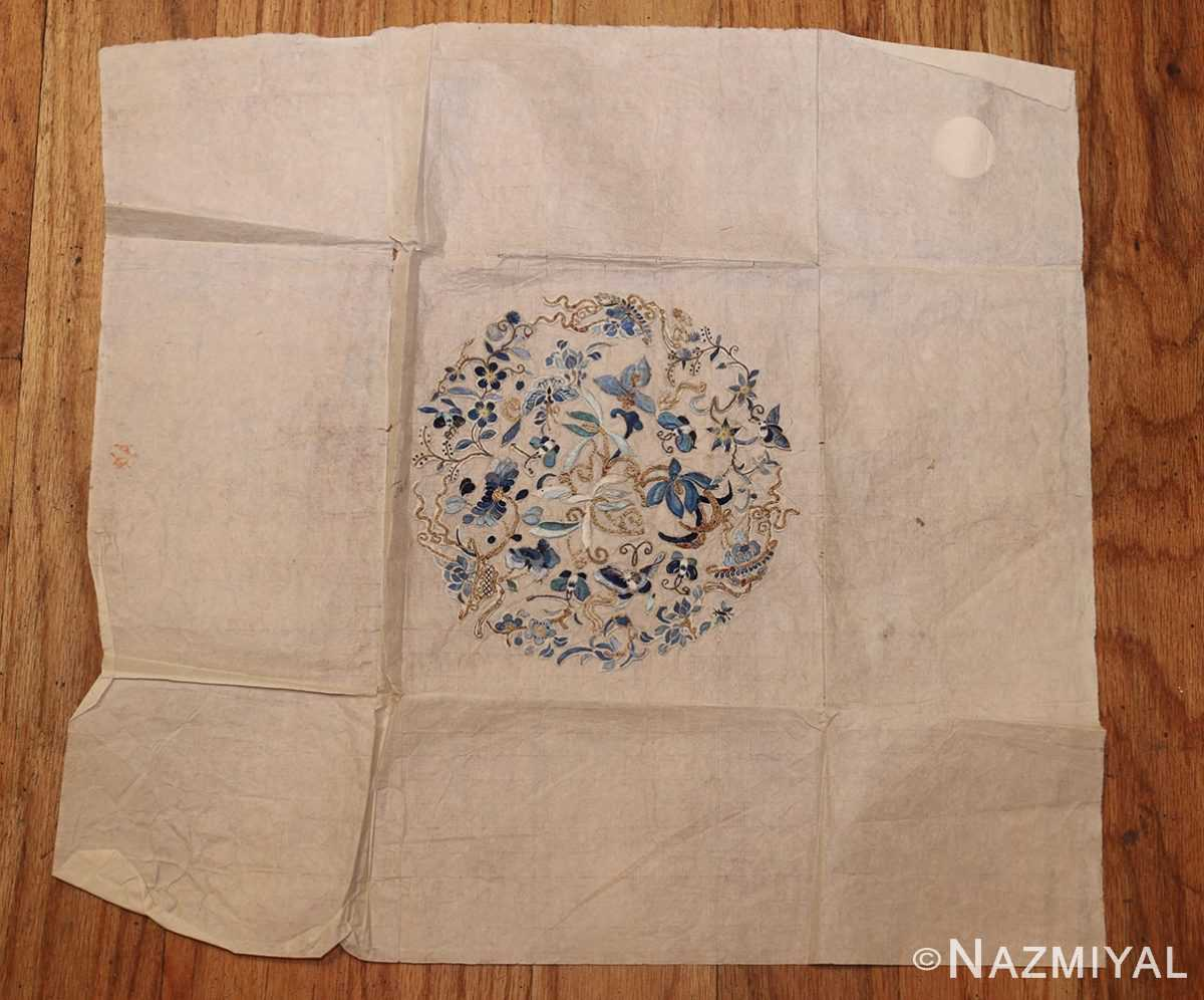 antique chinese embroidery textile 46184 whole Nazmiyal