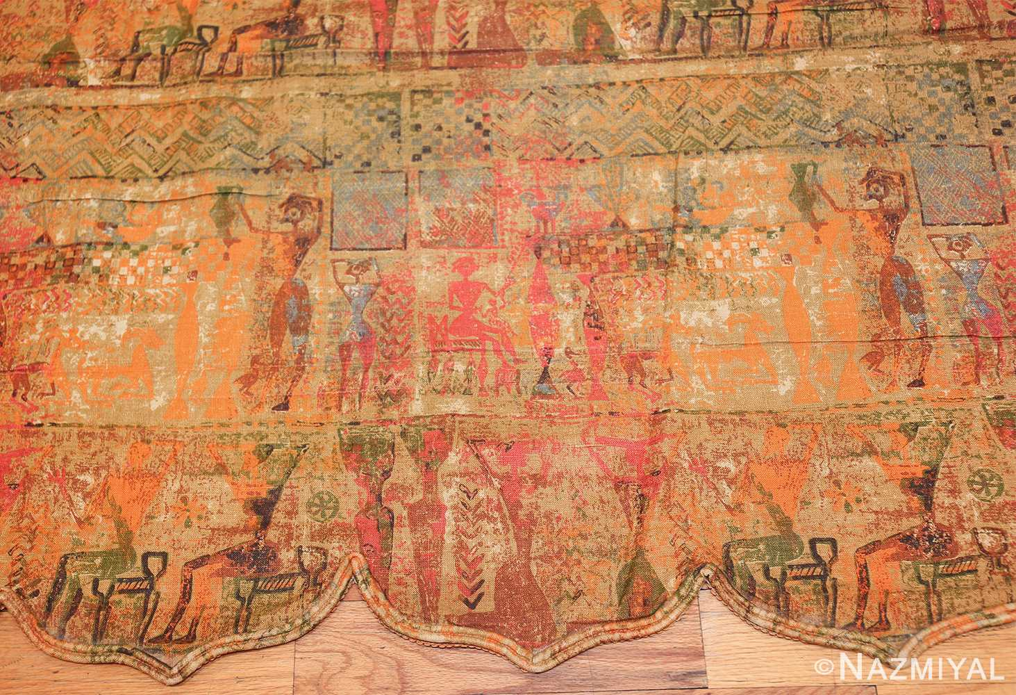 Antique Egyptian Textile 46175 By The Nazmiyal Collection