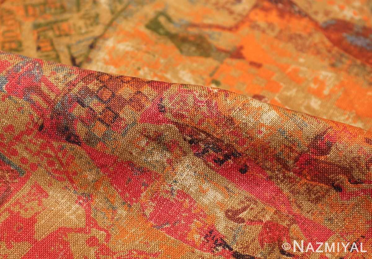 antique egyptian textile 46175 pile Nazmiyal