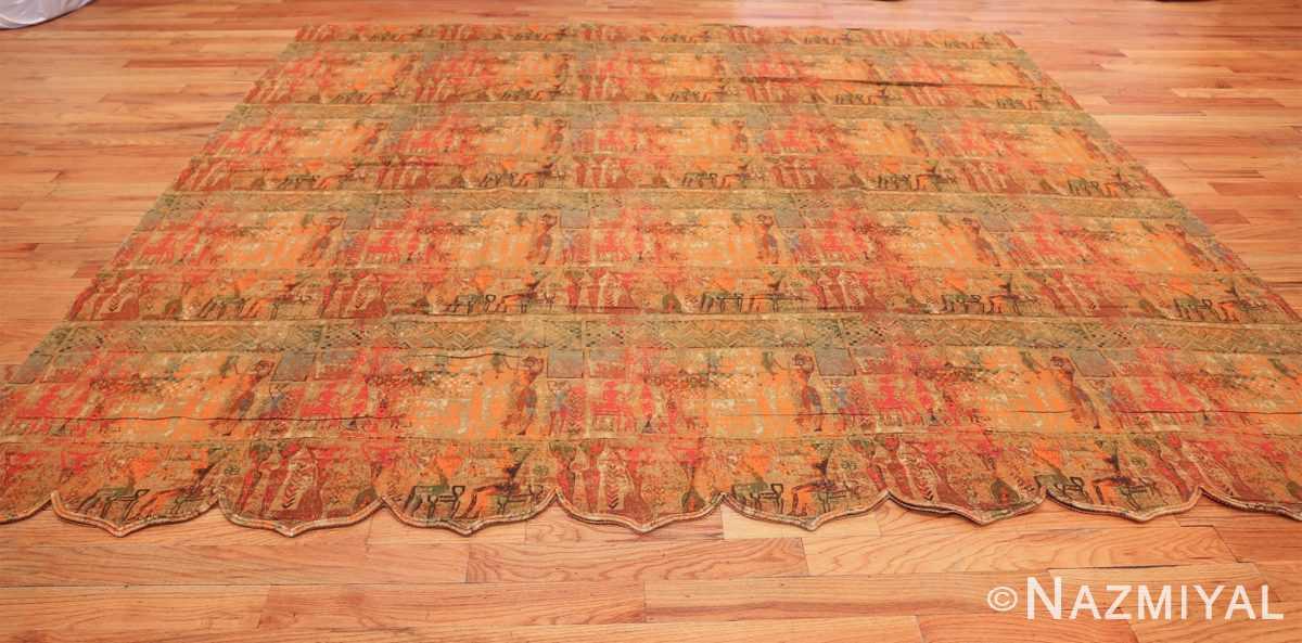 antique egyptian textile 46175 whole Nazmiyal