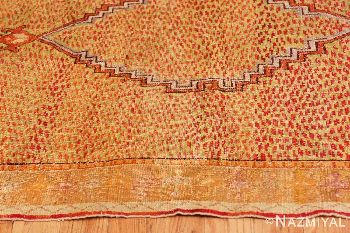 Border Antique East Turkestan Khotan rug 45504 b Nazmiyal