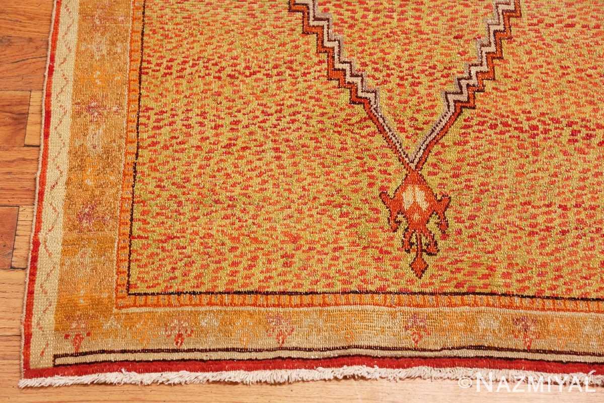 Corner Antique East Turkestan Khotan rug 45504 b Nazmiyal