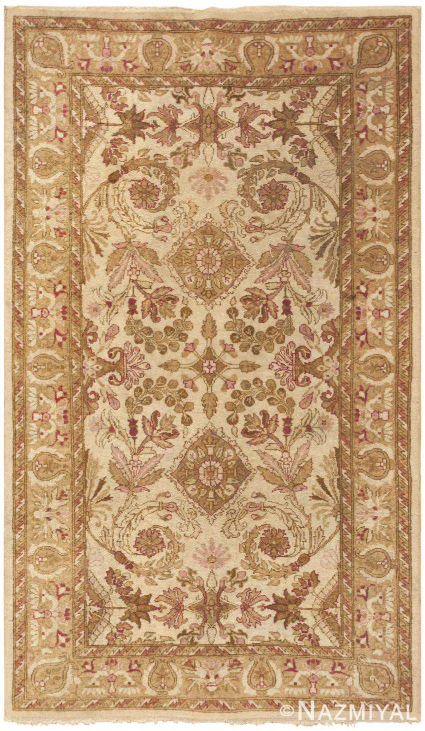 Antique Indian Agra Rug 46163 Large Image