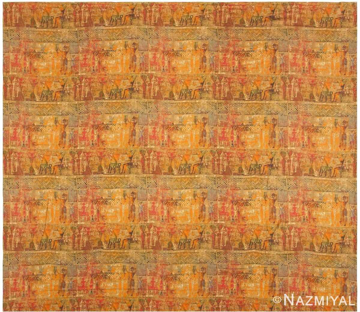 Antique Egyptian Textile 46175 Detail/Large View
