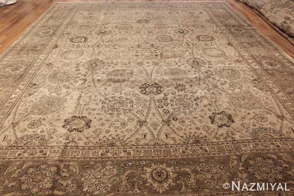 vintage persian tabriz rug 45768 whole Nazmiyal