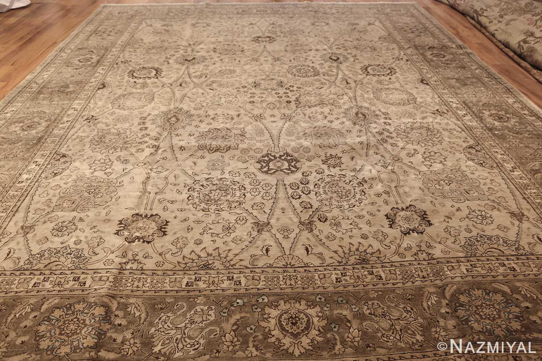 vintage persian tabriz rug 45768 whole Nazmiyal