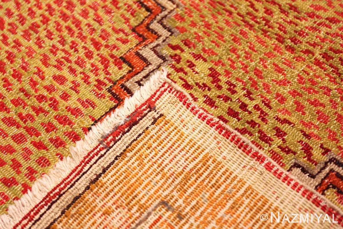 Weave Antique East Turkestan Khotan rug 45504 b Nazmiyal