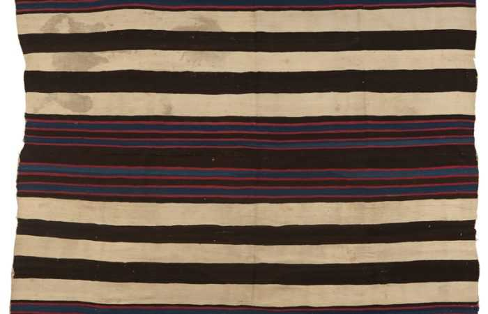 Most Expensive Antique Native American Navajo Chiefs Blanket Nazmiyal