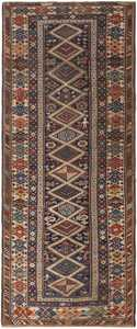 Antique Shirvan Rug 46196 Detail/Large View