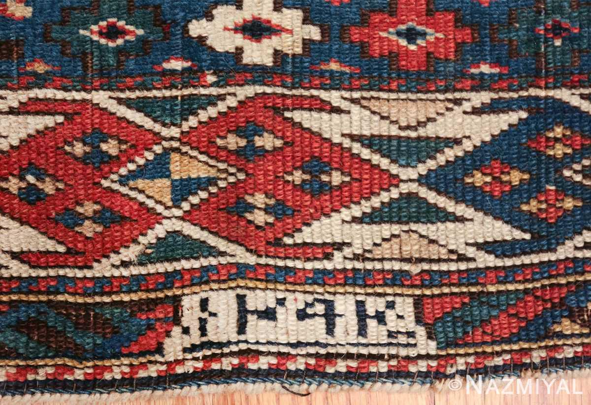 antique caucasian shirvan rug 46196 date Nazmiyal