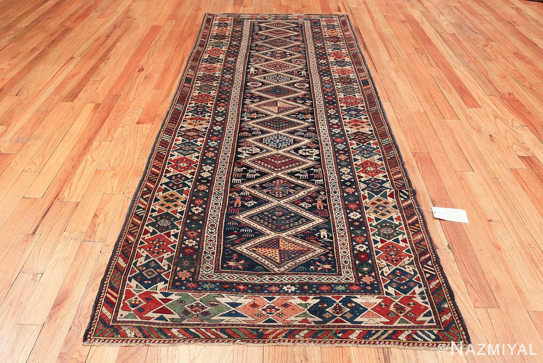 antique caucasian shirvan rug 46196 whole Nazmiyal
